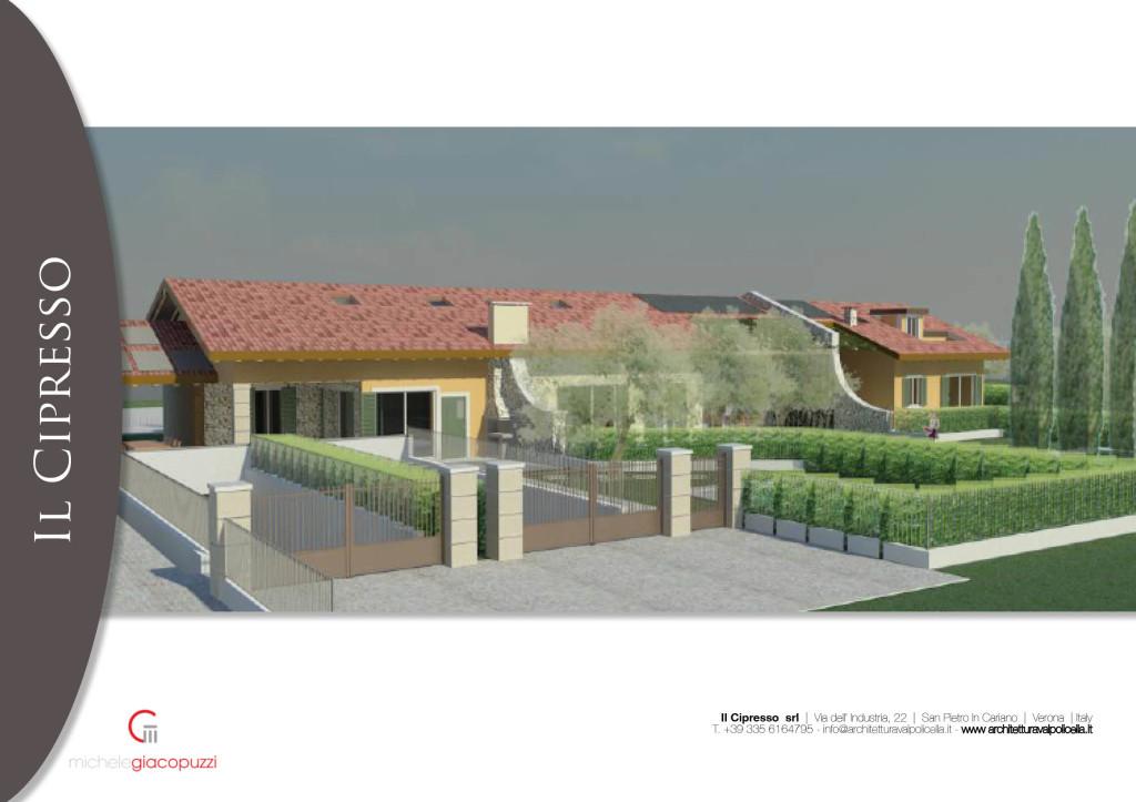 Architettura valpolicella for Case di campagna della collina del texas