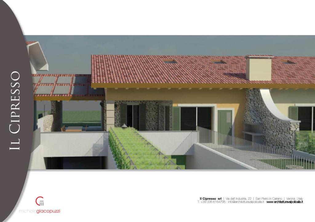 Le case di campagna architettura valpolicella for Architettura case